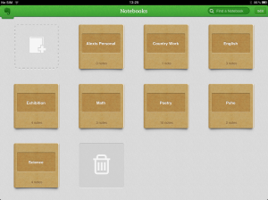 Evernote Notebook Picture